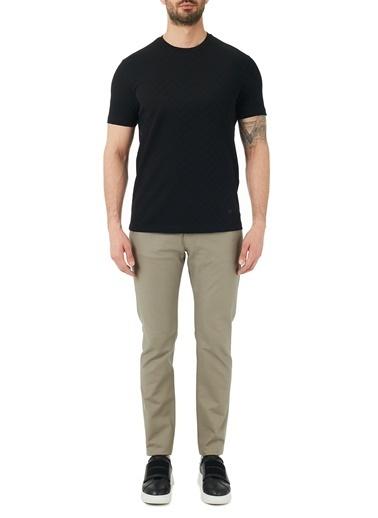 Emporio Armani  Slim Fit Pamuklu J06 Jeans Erkek Pamuklu Pantolon 3K1J06 1Nwyz 0144 Kahve